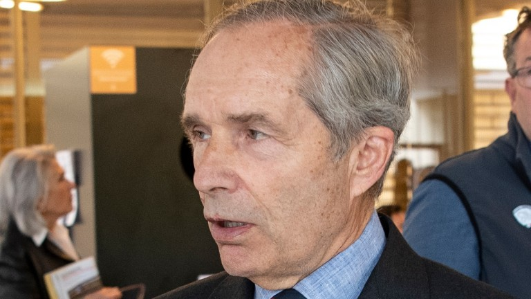 Andre Fabre: sends Persian King to Newmarket