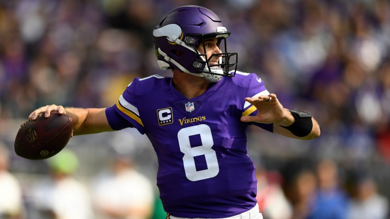 Kirk Cousins could be the difference-maker when Minnesota visit Philadelphia