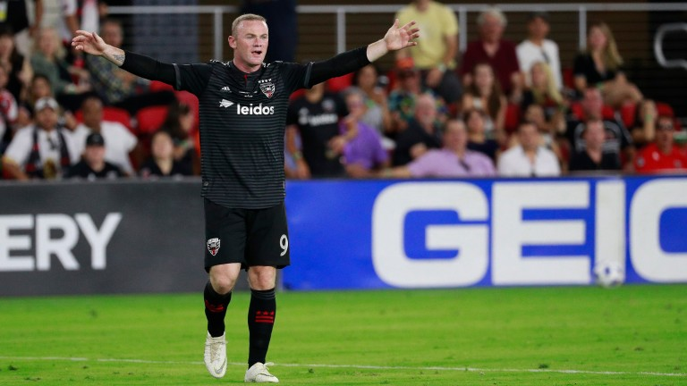 DC United's Wayne Rooney can guide them to a place in the knockouts