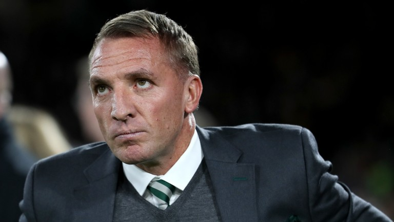 Brendan Rodgers' Celtic make little appeal at short odds