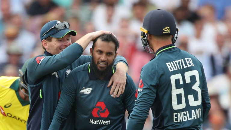 Adil Rashid has been a consistent menace for England in one-day cricket this year