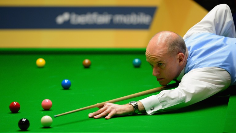 Peter Ebdon may not justify favouritisim