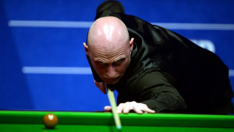 Craig Steadman can maintain his 100 per cent record against Mark Joyce