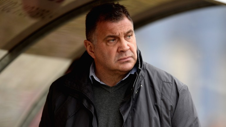 Wigan head coach Shaun Wane