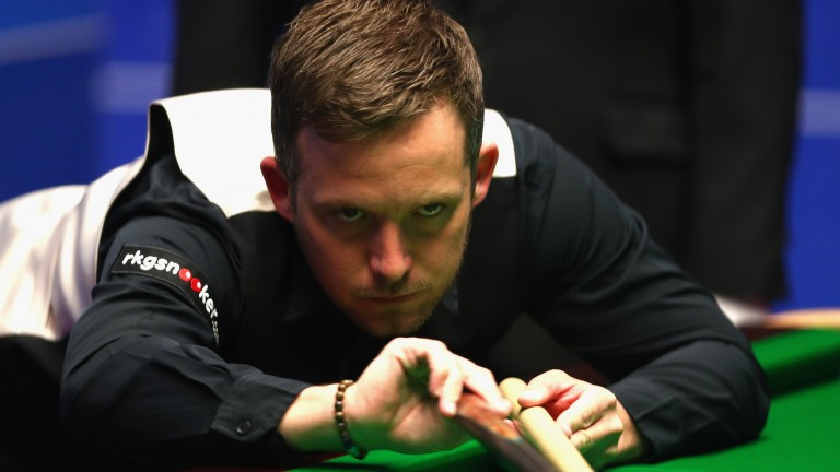 Jamie Jones reached the Crucible quarter-finals six years ago