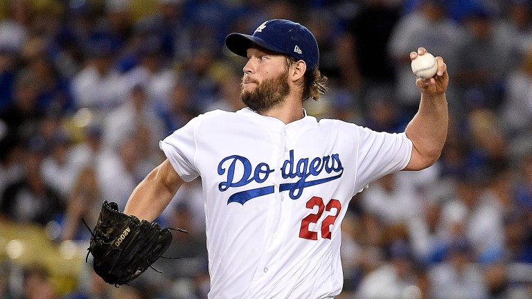 Dodgers pitcher Clayton Kershaw is one of the best in the business