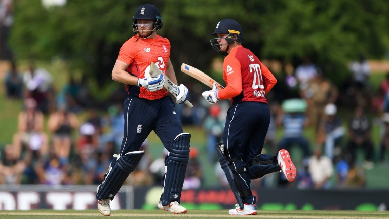 Jonny Bairstow and Jason Roy are a formidable opening pair for England