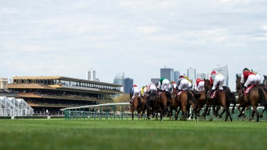 The ground at Longchamp held up well over Arc weekend despite a challenging season for groundstaff