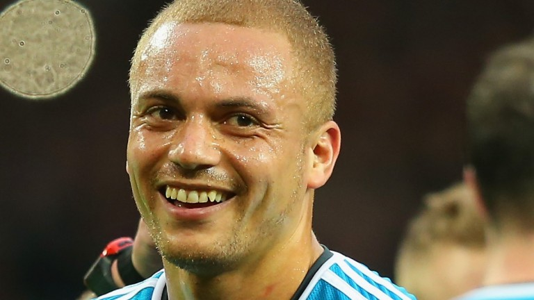 Footballer and racehorse owner Wes Brown is 39 today
