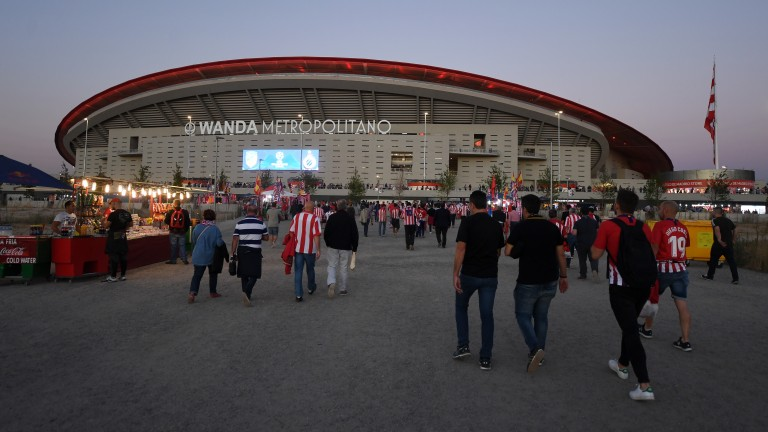Rayo Majadahonda have had mixed results at the Wanda Metropolitano