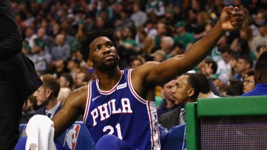 A more mature Joel Embiid is expected to serve Philadelphia well this season