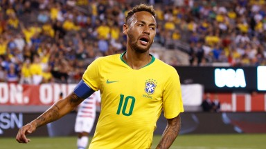 Neymar could dominate in midfield against an Argentina side missing Lionel Messi