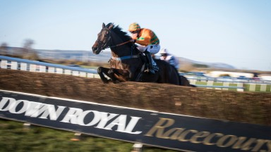 Down Royal racecourse: set to close at the end of the year
