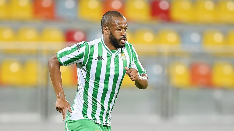 Real Betis defender Sidnei