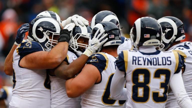 Can anyone stop the Los Angeles Rams?