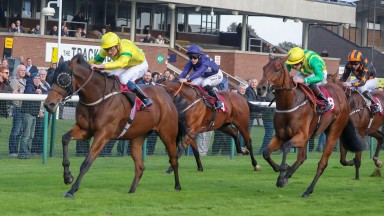 Confessional: veteran sprinter carves out another victory in the 6f handicap