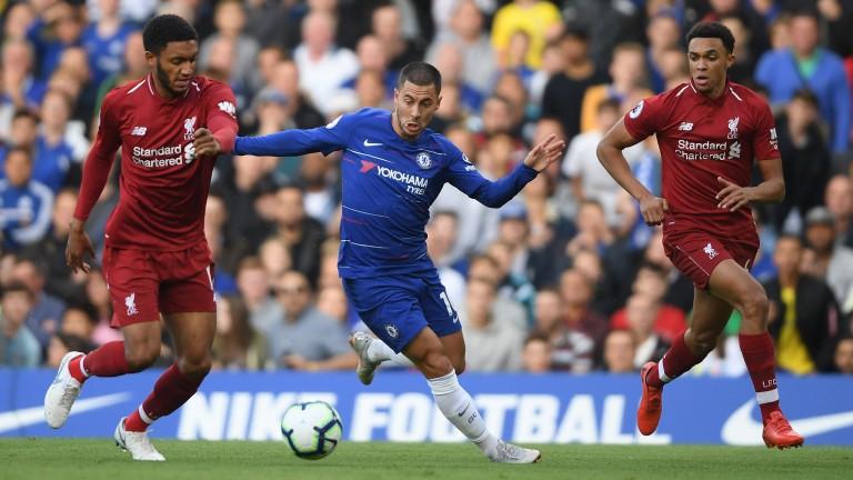Chelsea's Eden Hazard has made a stunning start to the Premier League season