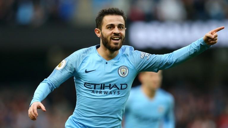 Manchester City star Bernardo Silva