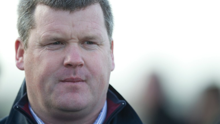 """Gordon Elliott: """"There is a lot at stake here now with people's health"""""""