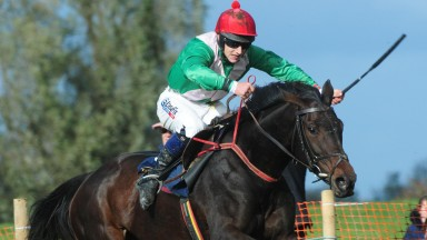 Doyen Queen and Shane Bargary land the four-year-old mares' maiden at The Pigeons