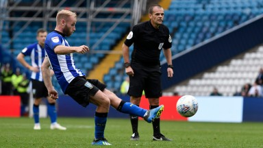 Midfield schemer Barry Bannan is a crucial player for Sheffield Wednesday
