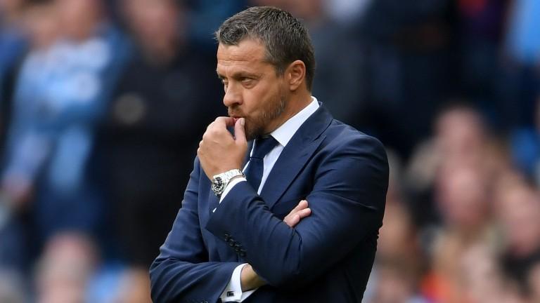 Fulham boss Slavisa Jokanovic is feeling the heat