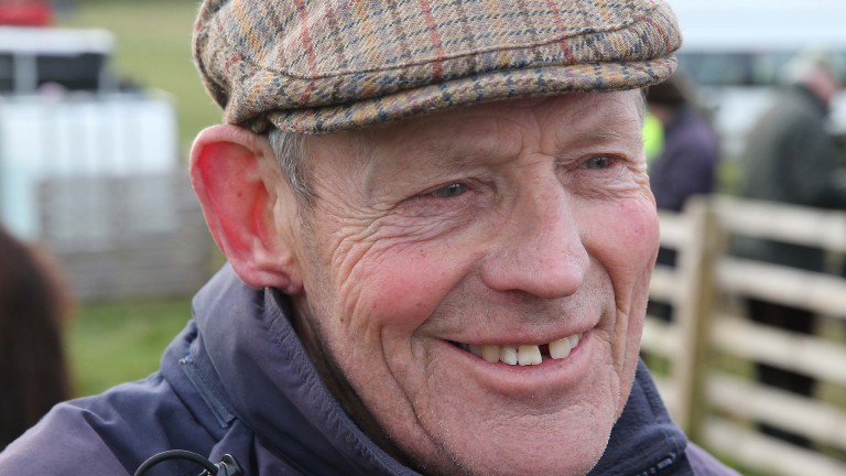 Victor Thompson: tried to get lady friend a racecourse pass without his family knowing