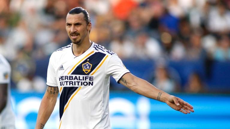 Zlatan Ibrahimovic has played a vital role in Galaxy's turnaround this season