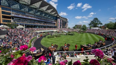 June: The royal procession – this remains the most historically colourful image in the whole racing firmament. That the Queen still heads an 18-horse, four-coach parade on each of the five days of Royal Ascot never ceases to amaze me