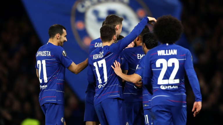 Chelsea's developing group could have plenty of reason to celebrate at Turf Moor