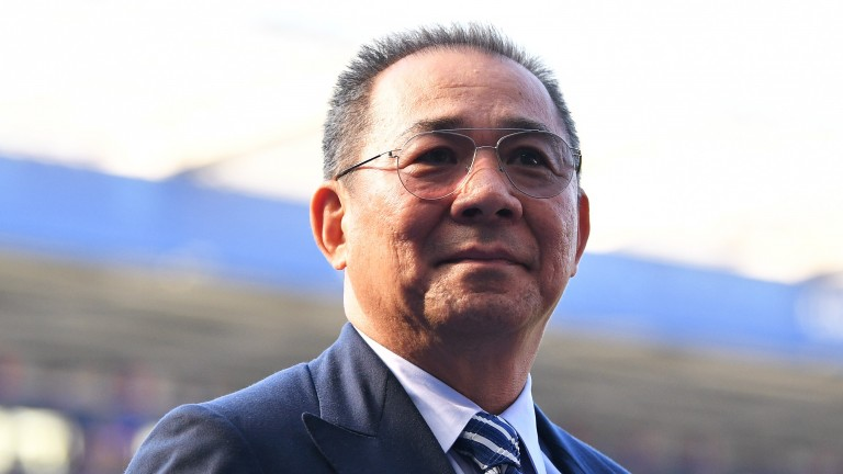 A helicopter belonging to Vichai Srivaddhanaprabha crashed following Leicester City's match with West Ham on Saturday evening