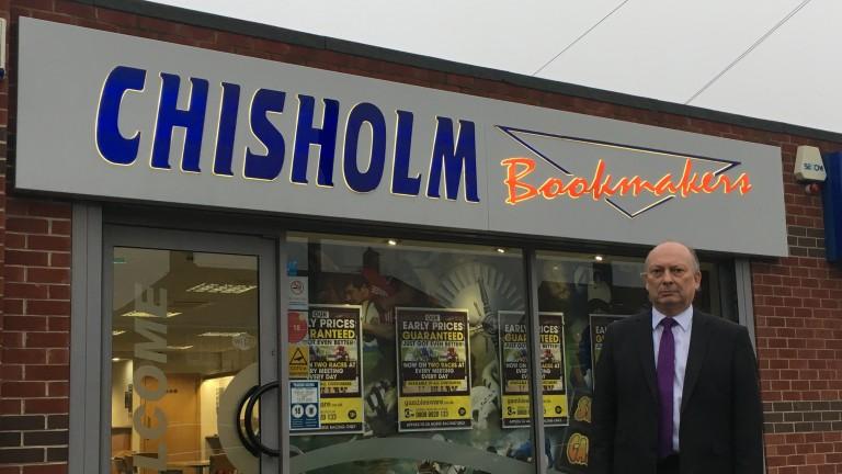 Chisholm betting shops buy sports betting picks