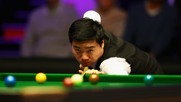 Ding Junhui may have to dig deep against Zhao Xintong in Daqing