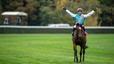 Sending the Arc winner to this year's Breeders' Cup is a huge vote of European confidence