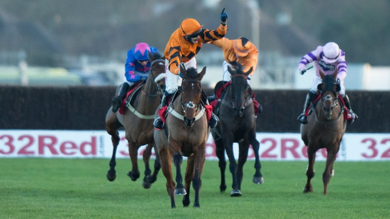 Thistlecrack: has a great record in the King George