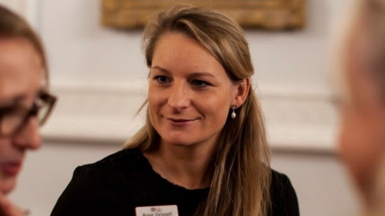 Rose Grissell: appointed head of diversity and inclusion for British racing