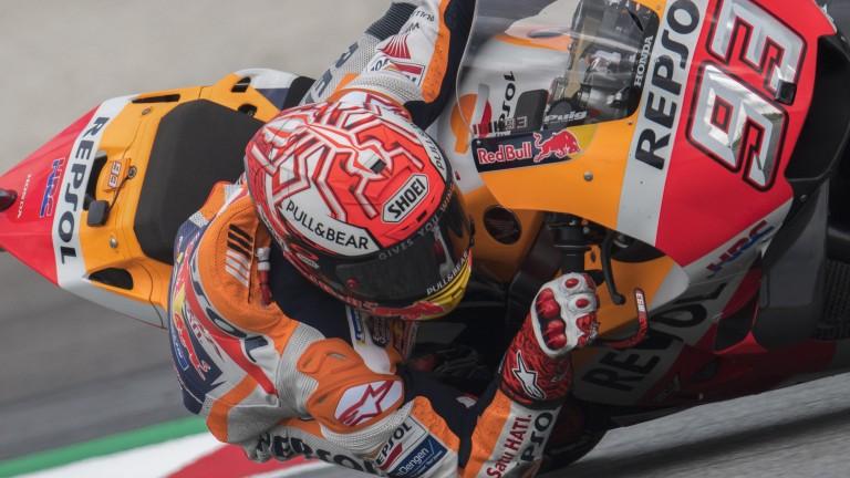 Matc Marquez is now a five-time MotoGP champion