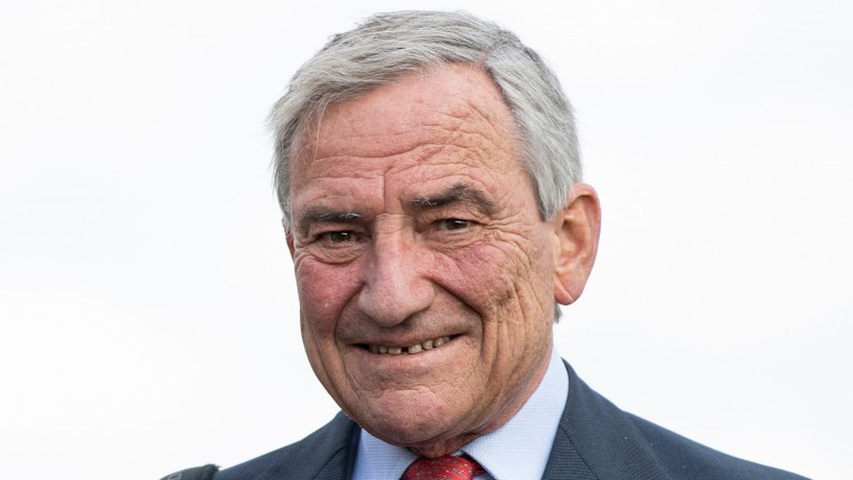 Luca Cumani: trainer landed Italian Group 1 at Capanelle on Sunday