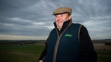 Nicky Henderson: champion trainer has some enviable firepower this term