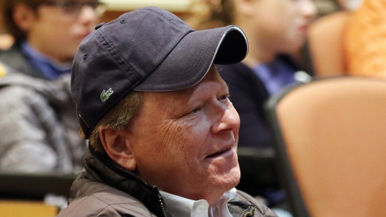 """Larry Best: """"Anyone in horse racing knows you'd better be prepared for high risk"""""""