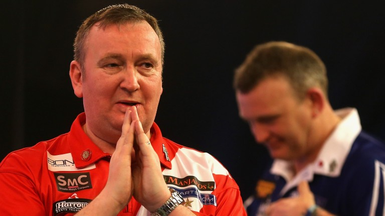Glen Durrant may not need to pray much to go all the way in Wolverhampton