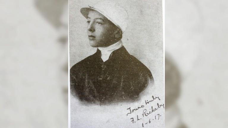 Fred Rickaby, uncle of Lester Piggott