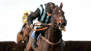 Bags Groove: landed the Grade 2 Rising Stars Novices' Chase for Harry Fry