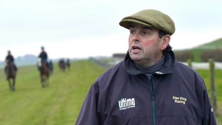 Alan King: described episode as a farce