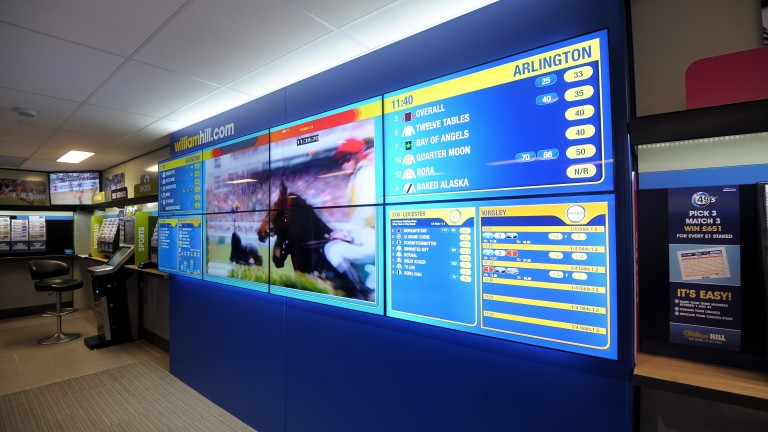 James Milton's dream betting shop will have fewer screens but more champagne