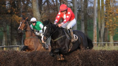 Coastal Tiep and Ben Crawford take the last on their way to victory in the open at Loughanmore
