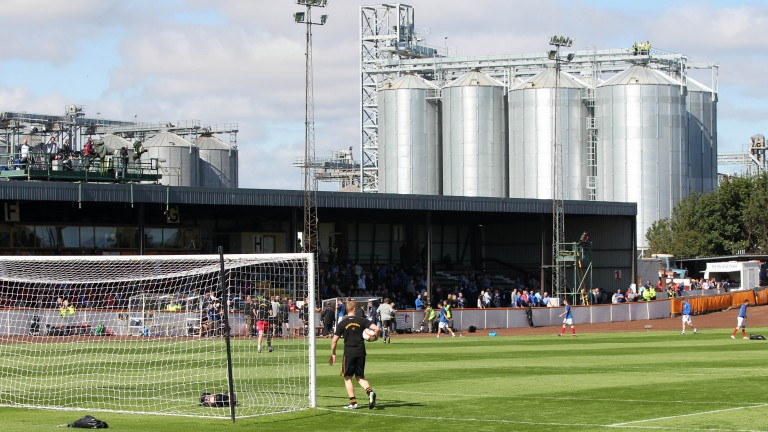 Berwick Rangers could claim a valuable victory at Shielfield Park