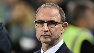 Ireland gaffer Martin O'Neill is a man under pressure