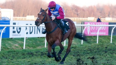 SEDDON Ridden by A. P. Heskin wins at Musselburgh 4/1/18Photograph by Grossick Racing Photography 0771 046 1723