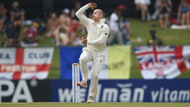 England bowler Jack Leach has capitalised on a spin-friendly pitch in Kandy